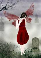 Gothic Mourning Fairy