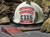 East Pierce Battalion Chief Moore