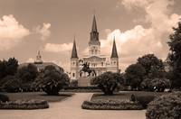 New Orleans - Jackson Square 2004