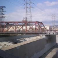 LA River by Chinue Phillips