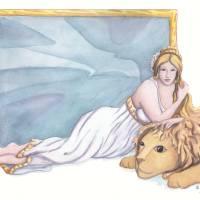 Circe Art Prints & Posters by Melia Newman