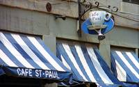 Cafe St. Paul - Montreal 2003