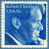 Robert F. Kennedy Commemorative Stamp