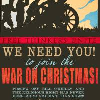 war on christmas! by r christopher vest