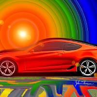 """Hyundai Genesis Coupe"" by jt85"