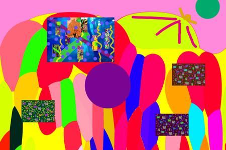 11-26-2011EABCDEFGHIJKLMNOPQRTU by Walter Paul Bebirian
