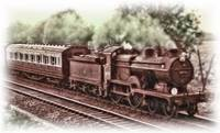 MAUNSELL 'D1' 4-4-0 Steam Loco