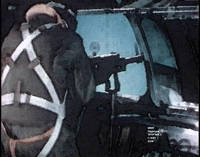 WW2_Gunner_In_Flight