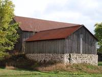 Barn addition