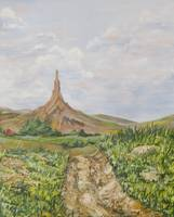 30 Tower of the Plains Chimney Rock NE