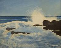 38 Seascape First Painting