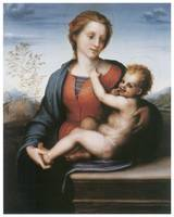 The Virgin and Child by Andrea Del Sarto