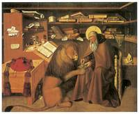 Saint Jerome in his Study by Colantonio