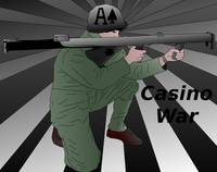 Bazooka of Casino War - Ace of Spades