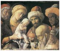 Adoration of the Magi by Andrea Mantegna