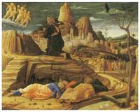 The Agony in the Garden by Andrea Mantegna