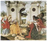 The Nativity by Francesco Di Giorgio Martini