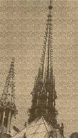 double spires notre dame