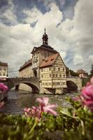 Old City Hall in Bamberg, Germany