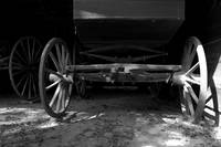 William Floyd Estate Carriages B+W