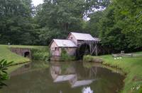 Mabry Mill in Summer 04 s
