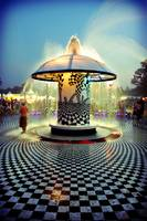 The Bonnaroo Fountain