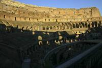 Coloseum in the Evening