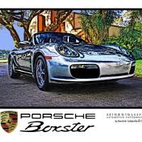 """2005 Porsche Boxster"" by Automotography"