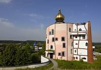 Thermal Spa and Hotel by Hundertwasser, Bad Blumau
