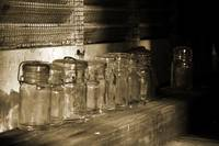 Old Jelly Jars