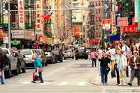 China Town New York City