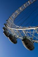 london eye Abstract Image