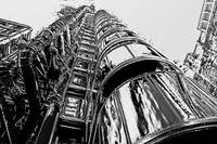 Lloyds building london Digital art