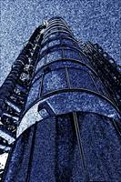 Lloyds building digital art