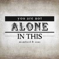 """You are Not Alone (Gray)"" by madebyelle"