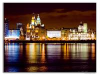 Liverpool The Three Graces