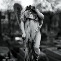 Headless Angel Art Prints & Posters by Owen Phillips