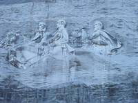 Stone Mountain Carving, Georgia