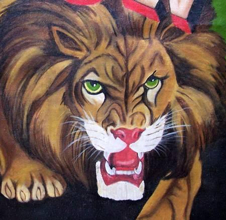 lion - levon
