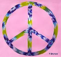 peace. by tracie brown