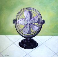 deco fan by tracie brown