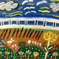 Bridge Art Prints & Posters by noorit talari