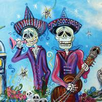 """Secrets Of The Mariachi"" by ArtPrints"