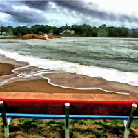 """Branford Point Scenic"" by waynelogan"
