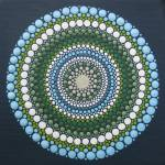 Blue Mandala Prints & Posters