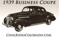 1939 Business Coupe
