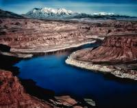 Lake Powell and the Henry Mountains