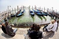Fisheye of Venice