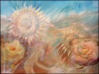 flores y duende by Sara Fraser