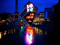London Olympic Countdown